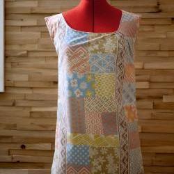 30 Dollar SALE Mod Dress/Tunic Patches